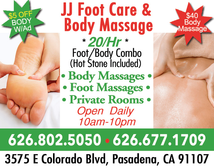 JJ Foot Care & Body Massage