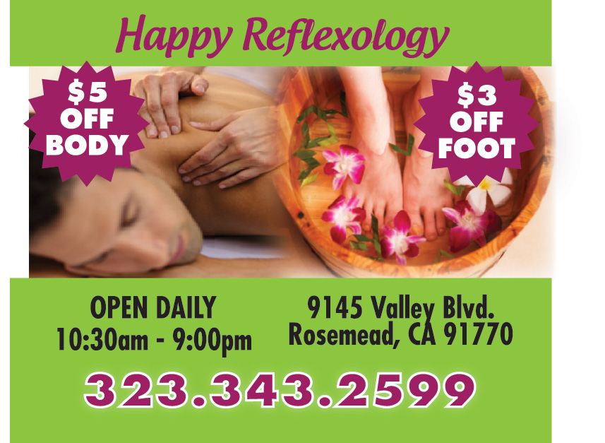 Happy Reflexology