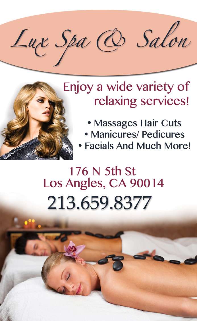 Lux Spa & Salon