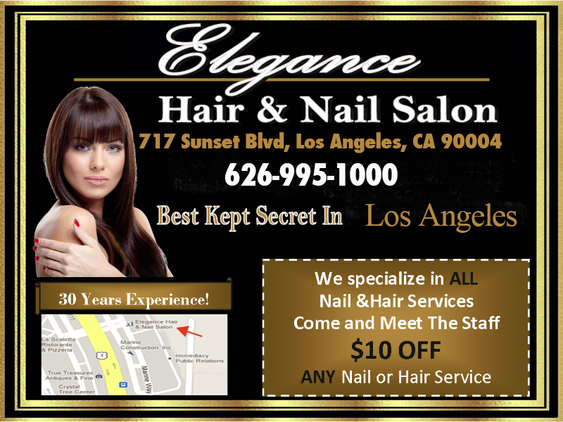 Elegance Hair and Nail Salon