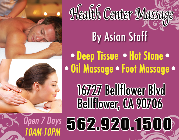 Health Center Massage