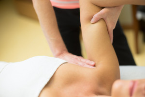 Lymphatic-Massage