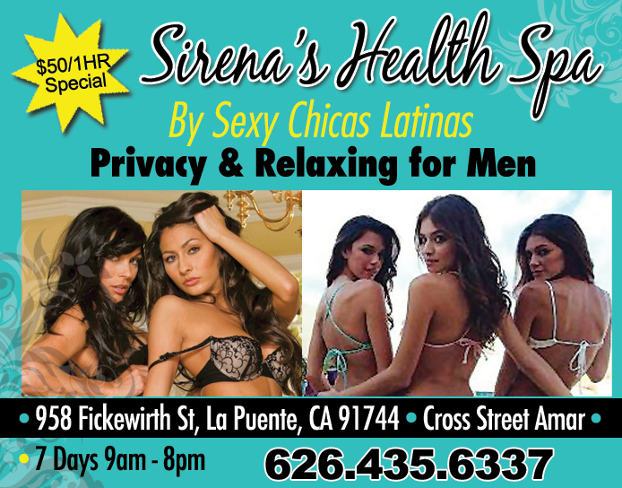 Sirena's Health Spa