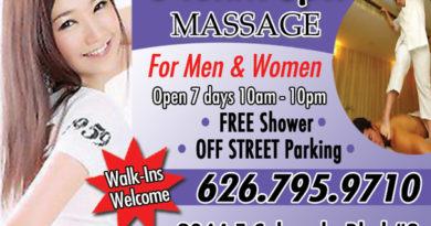 Dream Spa Massage