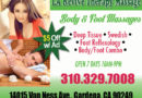 LA Revive Therapy Massage