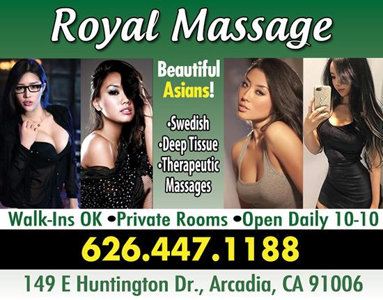 Royal Massage