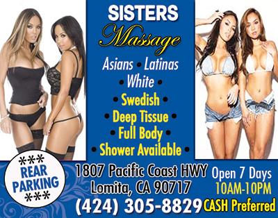 Sisters-Massage