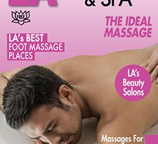 LA Massage and Spa August 2019
